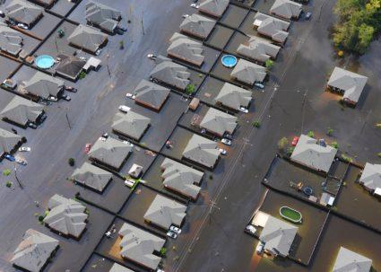 Flooded Houses