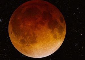 Super Blue Moon Lunar Eclipse